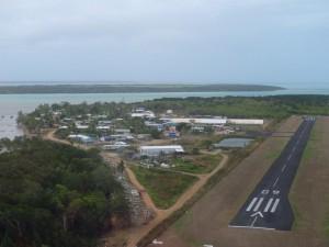 Boigu Island - Airport