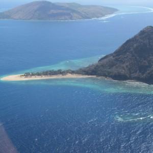Dowar Island - Aerial view