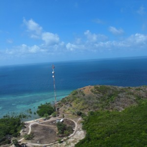 Communications Tower - Iama Island