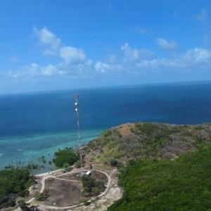 Communications Tower - Iama Island