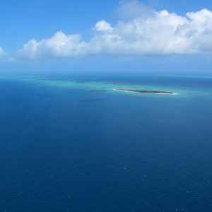 Bet Reef - Aerial view