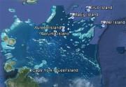 Torres Strait map