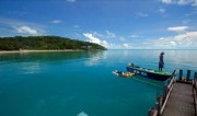 Torres Strait water quality
